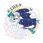 [CM] Lily - Flowers of the Moon by xXYukiNoUsagiXx