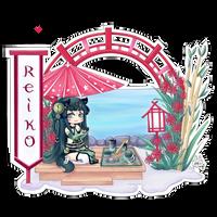[CM] Reiko - Japanese Tea Time by xXYukiNoUsagiXx
