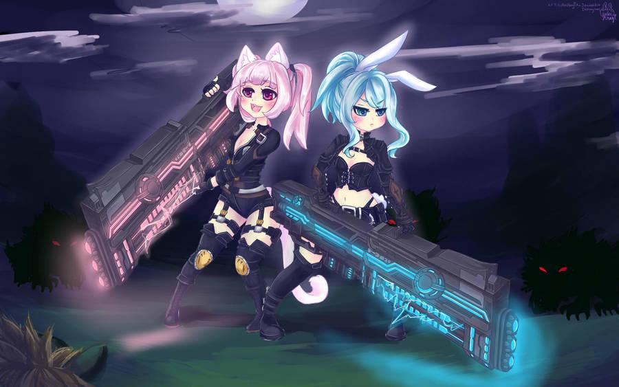 [CE] TERA Online - Gunner by xXYukiNoUsagiXx