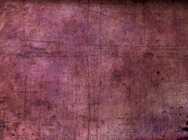 Magenta canvas with scratches by SolStock