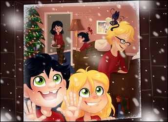 Christmas Eve by NattiKay