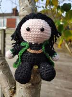 Pocket Loki! by FearlessFibreArts