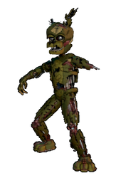 ScrapTrap/Afton Full Body by Will220