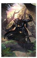 Black Panther :D by ashkel
