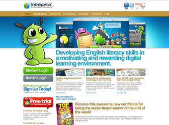Intrepica Website by intrepica