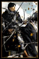Sir Lancelot by Rickbw1