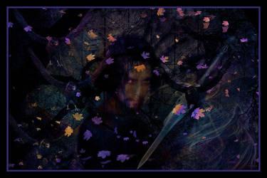 The Wraith by Rickbw1