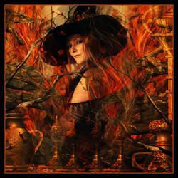 I'm A Witch by Rickbw1