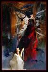 Dark Fairy V.II by Rickbw1