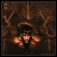 AQUA-MAN by Rickbw1