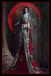 Geisha With A Sword by Rickbw1