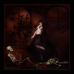 Dark Princess by Rickbw1