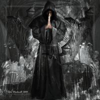 BLACK Wizard by Rickbw1