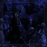 Happy Apocalypse New Year Blue by Rickbw1
