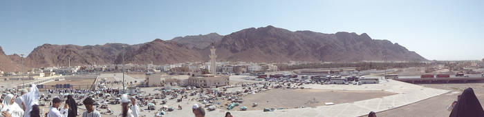 Valley of Uhud by zman786