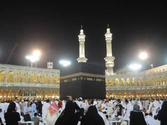 Al Kaaba by zman786