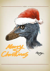 Merry Christmas by hannay1982
