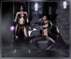 Collab - Guardians -  Revised by Sabreyn
