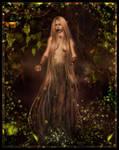 Dryad by Sabreyn