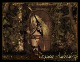 Biyanca - EQ Ranger by Sabreyn