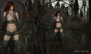 Inner Turmoil by Sabreyn