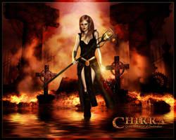 Chirra - EQ Wizard by Sabreyn