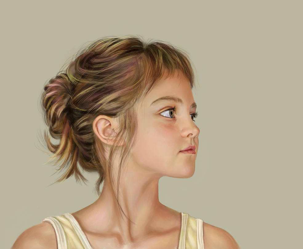 Girl by guorha1989