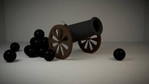 Cannon by JoeyBlendhead