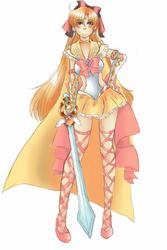 Sailor Nibiru by FlowerOfLilqua