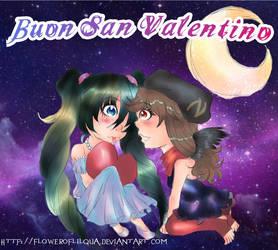 Happy St. Valentine by FlowerOfLilqua
