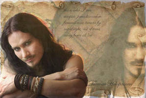 Tuomas Holopainen by Wolverica