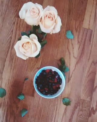 Breakfast: 2/19/17 by TheArtsyGuitarist
