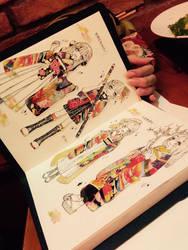 My sketchbook 3 by Cei-Killy