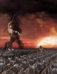 Centaur, Lord of War by eart3d