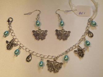 Bracelets + Earrings - BE1 by BlingNThings
