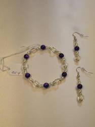 Bracelets + Earrings - BE4 by BlingNThings