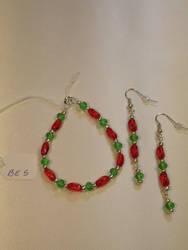 Bracelets + Earrings - BE5 by BlingNThings