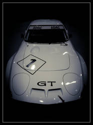 Opel GT by Andso