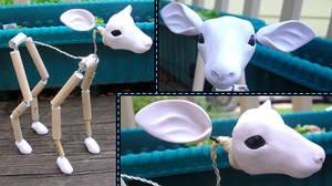 Sheep WIP by StorybookCreatures