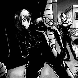 Leon Scott Kennedy from Resident Evil 2 by Veni-Mortem