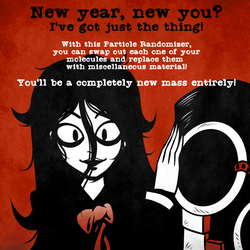 Eliz Lamp - New Year, New You! by Veni-Mortem