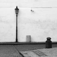 A Composition in Black and White by Einsilbig