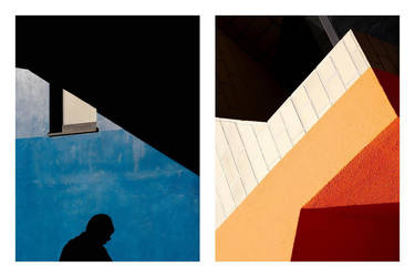 Abstract Stories from Berlin by Einsilbig