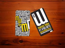 Business Card by marcosfelipe