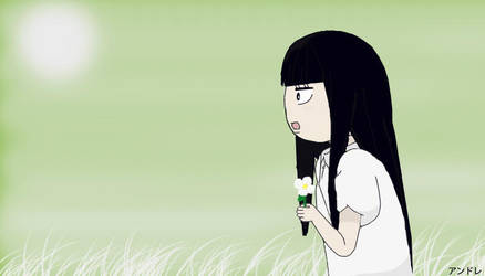 Sawako Kuronoma 'Sadako' by Andrecp