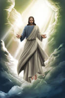 Jesus Rise 4 Copy by goweliang
