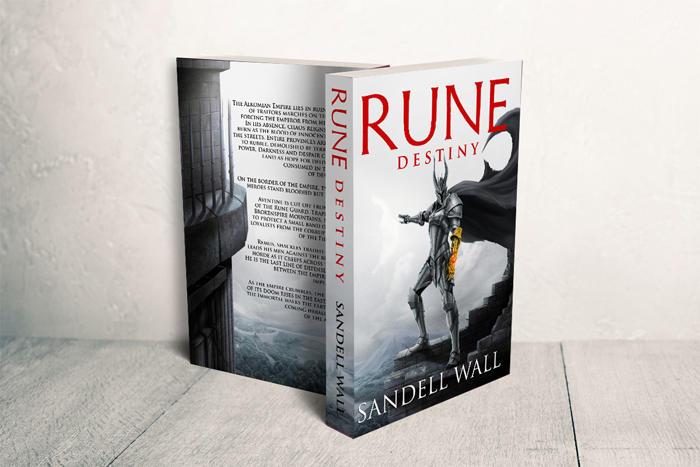 Rune Destiny Display by goweliang