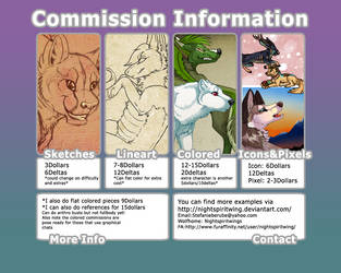 Updated commission info by nightspiritwing
