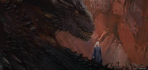 Mother of Dragons by antonjorch