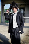 Words are just a toy - Psycho-Pass by Carlos-Sakata